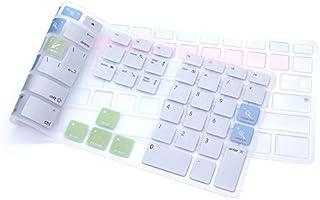 Photoshop PS Hotkeys Silicone Keyboard Cover for Apple iMac G6 Numeric Keypad