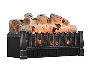 duraflame dfi021aru 05 electric log set heater. Black Bedroom Furniture Sets. Home Design Ideas