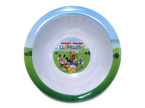 sc 1 st  Amazon.com & Amazon.com : Mickey Mouse Clubhouse Kids Plate Set : Baby