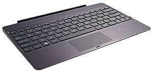 ASUS TF600 Conector dock Negro, Metálico teclado para móvil - Teclados para móviles (Negro, Metálico, Mini, VivoTab RT, Touchpad, 22 Wh, Polímero de litio)