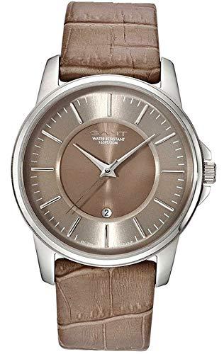 0088b7ab66c1 Gant Reloj Multiesfera para Hombre de Cuarzo con Correa en Cuero GT004002   Amazon.es  Relojes