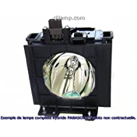 PT-DZ770UK Panasonic Twin-Pack Projector Lamp Replacement. Projector Lamp Assembly with High Quality Genuine Original Phoenix Bulb Inside