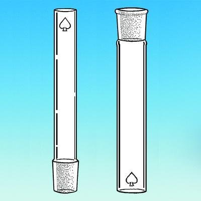 ACE GLASS 7585-50 Inner 34//28 Joint Medium Length ACE Glass Incorporated