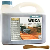 Woca Master Floor Oil- Natural 2.5 Liter by Woca