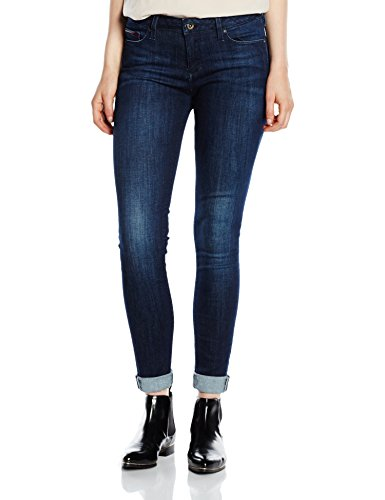TOMMY HILFIGER DENIM - Mid Rise Skinny Nora Ndst, Vaquero de mujer,...