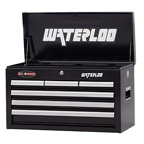 Waterloo Wch-266bk 26