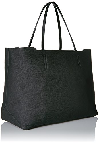 Ecco Jilin Shopper, Borse a spalla Donna Nero (Black)