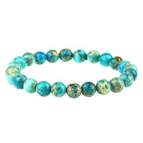CLEARAIN Beautiful Crystal Healing Bracelet