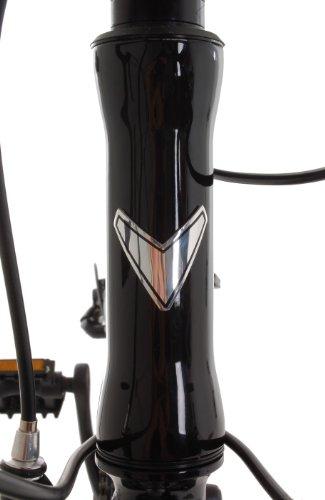 Vilano Shadow Road Bike, Small, Black