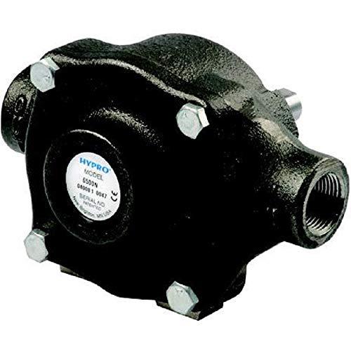 6500N Hypro 6 Roller Pump w/Ni-Resist Housing and Rotor Corrosion Resistan Farmer Bob's Parts 6500N