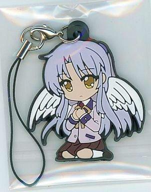 ぴくりる! Key -キー ヒロインコレクション トレーディングストラップ Angel Beats 立華かなで 天使 単品の商品画像