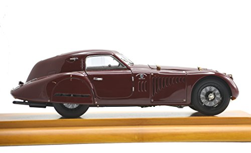 CMC-Classic Model Cars Alfa Romeo 8C 2900B Touring Coupe 1938 Vehicle