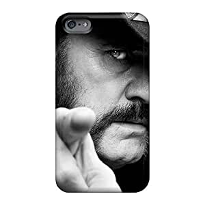 Shock-Absorbing Hard Cell-phone Case For Iphone 6 (ZgN3118eKYu) Provide Private Custom Realistic Motorhead Band Skin