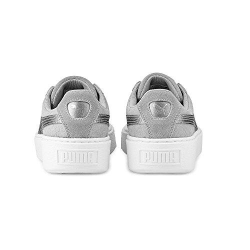 Puma Damen Suede Cuore Safari Sneaker Gris