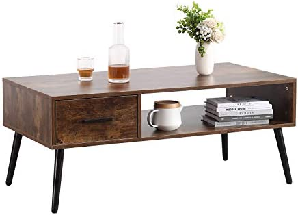 Cheap TINSAWOOD Coffee Table living room table for sale