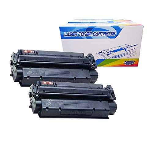 Inktoneram Compatible Toner Cartridges Replacement for HP Q2613X 13X LaserJet 1300n 1300xi 1300 (Black, 2-Pack)