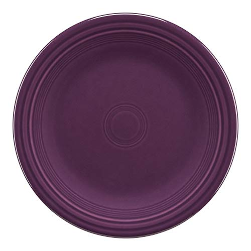 Fiesta Dinner Plate, 10-1/2-Inch, Mulberry -