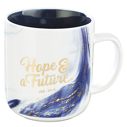 Hope & Future Coffee Mug - Jer. 29:11, Graduation ()