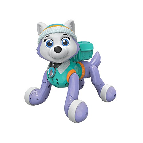 Paw Patrol Zoomer Everest Electronic Dog