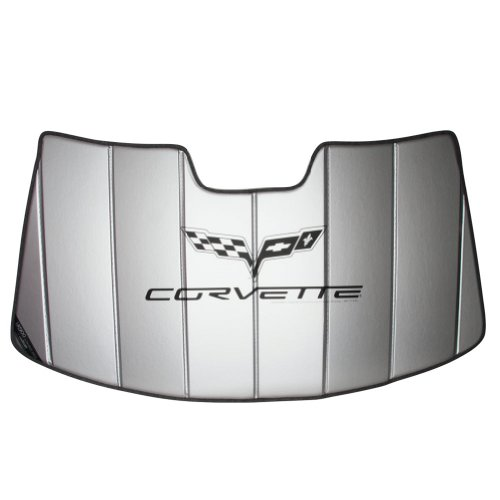 Used, Corvette Windshield Sunshade - Insulated : C6 for sale  Delivered anywhere in USA