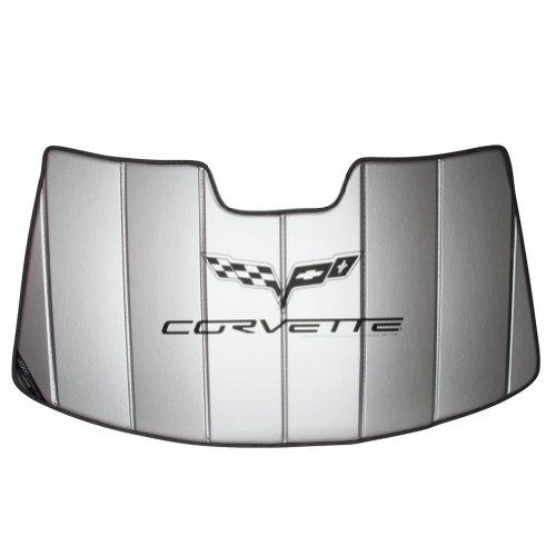 (Corvette Windshield Sunshade - Insulated : C6)