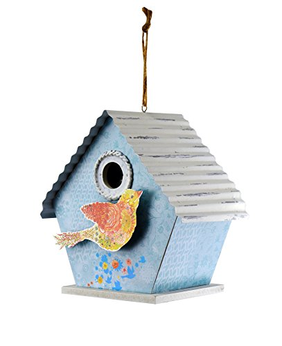 Looking for a birdhouse with metal roof? Have a look at this 2019 guide!