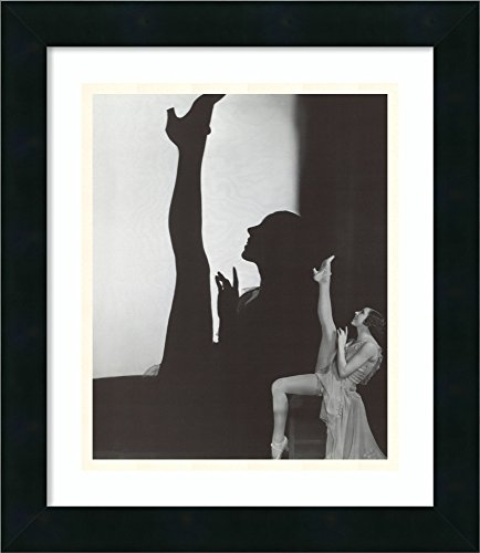 [Framed Art Print 'After the Dance'] (Pictures Of Jazz Dance Costumes)