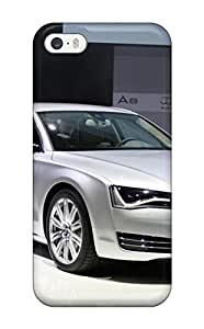 Case Cover, Fashionable Iphone 5/5s Case - Audi A8 18