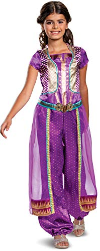 Girl Costumes For Halloween 2019 (Disney Princess Jasmine Aladdin Girl'S Costume,)