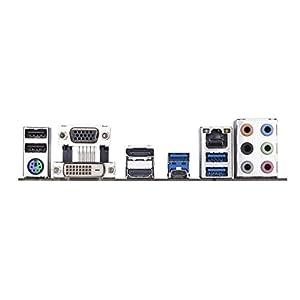 GIGABYTE H370M DS3H (LGA1151/Intel/H270/USB 3.1 Gen 1 (USB3.0) Type A Type C/Micro ATX/DDR4/Motherboard)