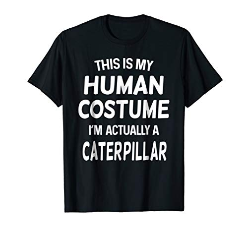 Caterpillar Costume Shirt Caterpillar Halloween Tshirt Idea