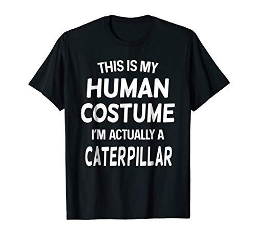 Caterpillar Costume Shirt Caterpillar Halloween Tshirt Idea -
