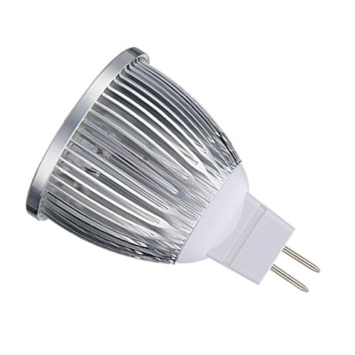 JVSISM 1 x GU5.3 MR16 5W 5 X 1 LED bombilla de ahorro de ...
