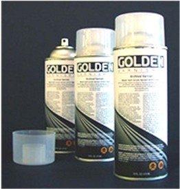 Golden Artist Colors G7736 Satin Varnish Msa Spray 12 Oz.