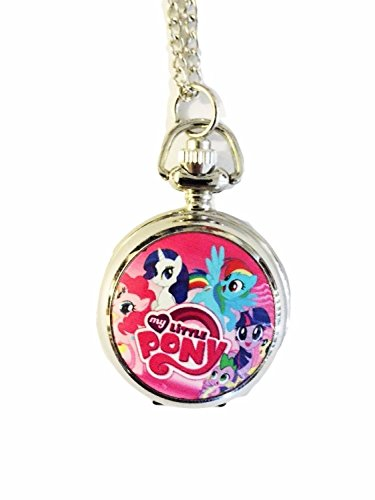 My Little Pony TV Show Cast Pendant Pocket Watch