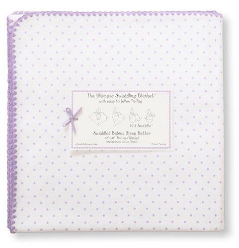 Swaddle Designs Ultimate Receiving Lavender