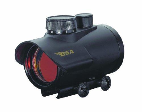 BSA 42mm Red Dot Scope with 5 MOA by BSA Optics