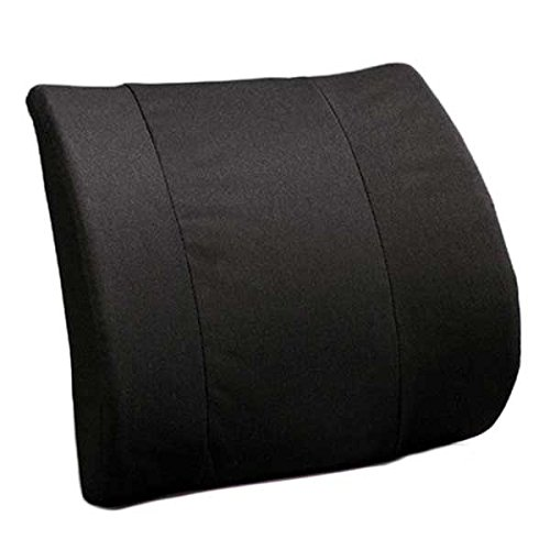(Jobri BetterBack Tri-sectional Molded Lumbar Support – Lumbar Cushion For Office Chair or Car)