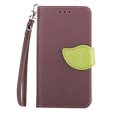 MOTOROLA MOTO X Case, Thinkels-Tech, Wallet Case with Credit Card Slots And Stand Function, Leather Case for MOTO X 1st (Moto X 1st Gen Phone Covers)