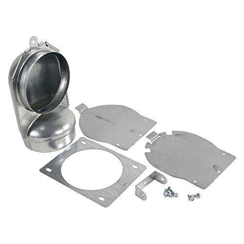 - Whirlpool 49610 Dryer 2-Way Exhaust Kit Genuine Original Equipment Manufacturer (OEM) Part