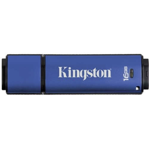 Kingston Technology Company - Kingston 16Gb Datatraveler ...