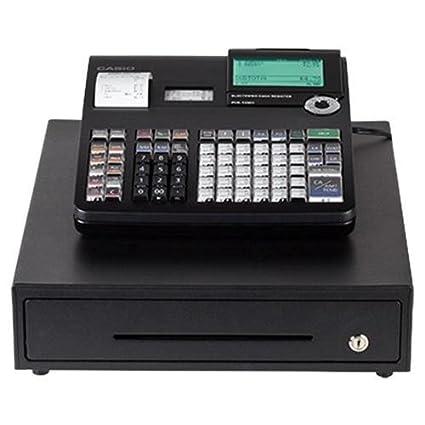 casio manual cash register