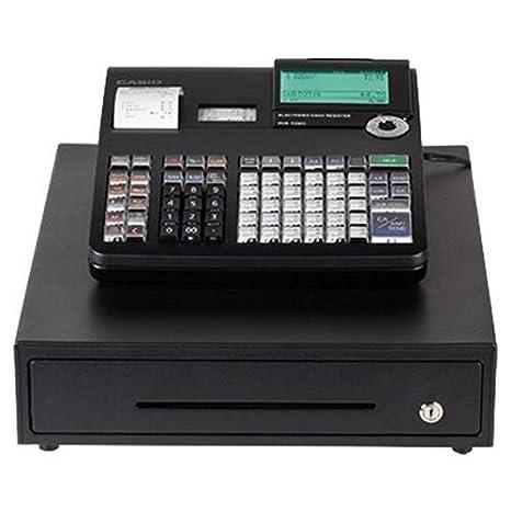 Casio pcr-t2300 Caja registradora – Cajas enregistreuses (LCD, 160 x 80 Pixels