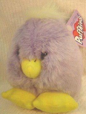 Puffkins Puffkin Chickity Bird Plush Stuffed Animal Toy from Swibco