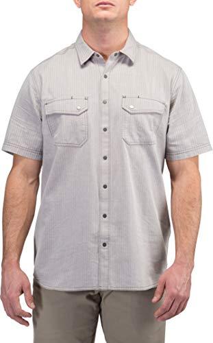 a Tactical 5 Series hombre espiga en Hb Camisa rayas para 11 Raisin 88qwZr1E