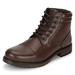 Bond Street by (Red Tape) Men's Bse0562 Ankle Boot