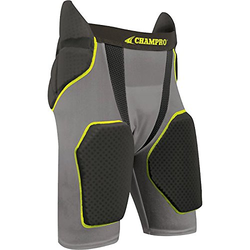 Champro Tri-Flex Integrated Football Girdle with built in...