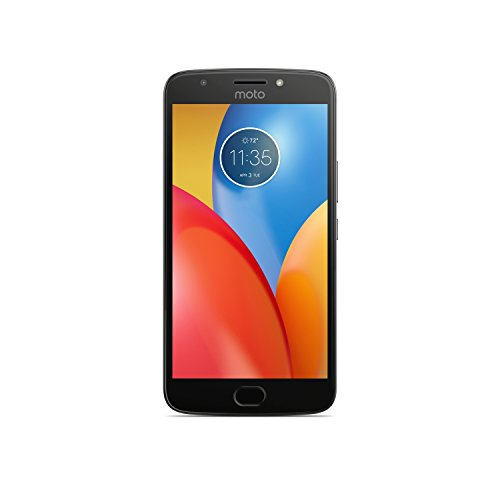 Moto E4 Plus 4G LTE Dual Sim XT1771 16GB Finger Print Reader Quad Core 3Gb RAM 13MP Front Flash International Version Desbloqueado