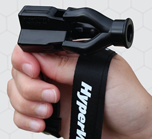 HyperWhistle The Original Worlds Loudest Whistle up to 142db Loud, Very Long Range, for Referee, Coaches, Instructors, Sports, Teachers, Life Guard, Protection, Self Defense, Survival, Emergency uses Wattre Inc.