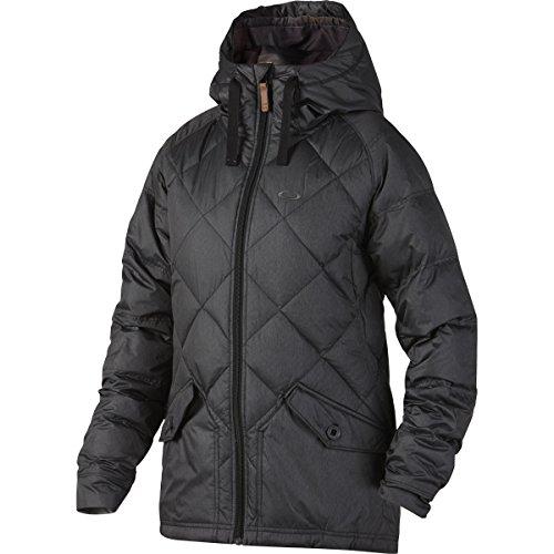 Oakley Women's Rattler Down Jacket, Small, Jet Black